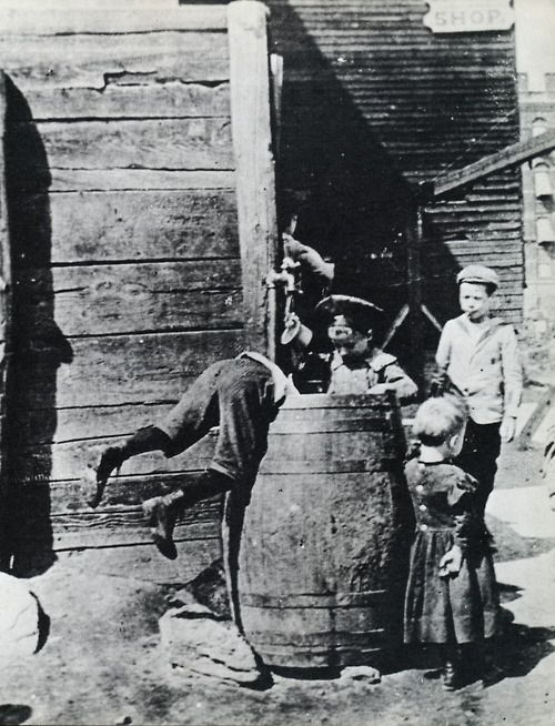 The true grit of american life in how the other half lives by jacob riis