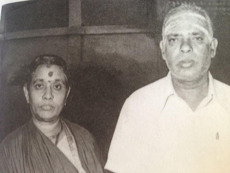 Pradosha Venkata Rama Iyer and Vedambal