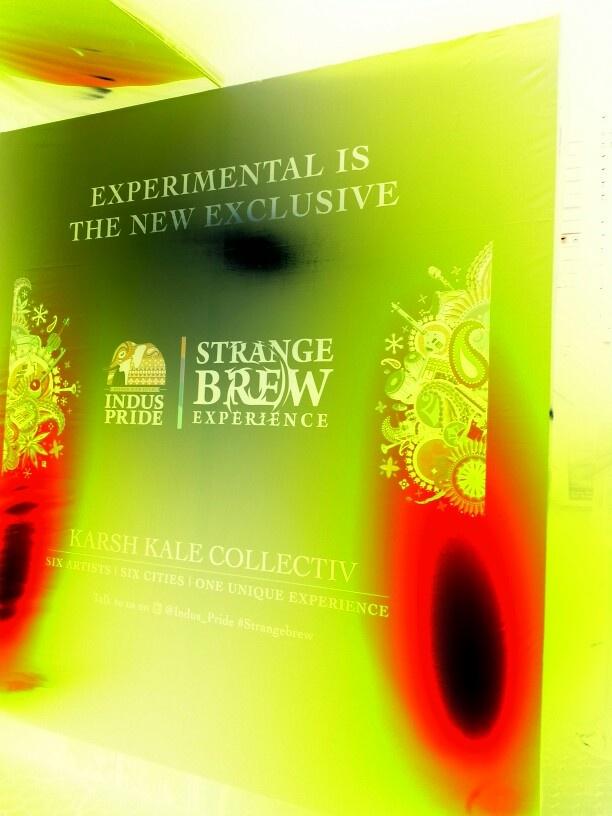 Indus pride strange brew