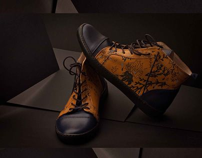 """Check out new work on my @Behance portfolio: """"Hand screen printed shoes collection"""" http://be.net/gallery/35268593/Hand-screen-printed-shoes-collection"""