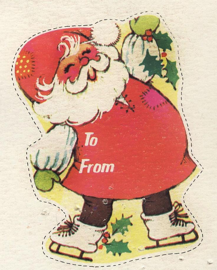 vintage christmas gift