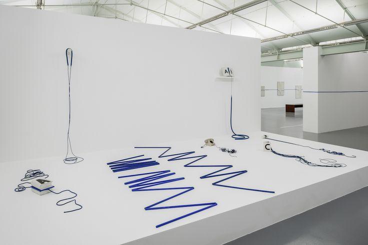 Edward Krasiński, widok wystawy, © Tate Liverpool, Roger Sinek
