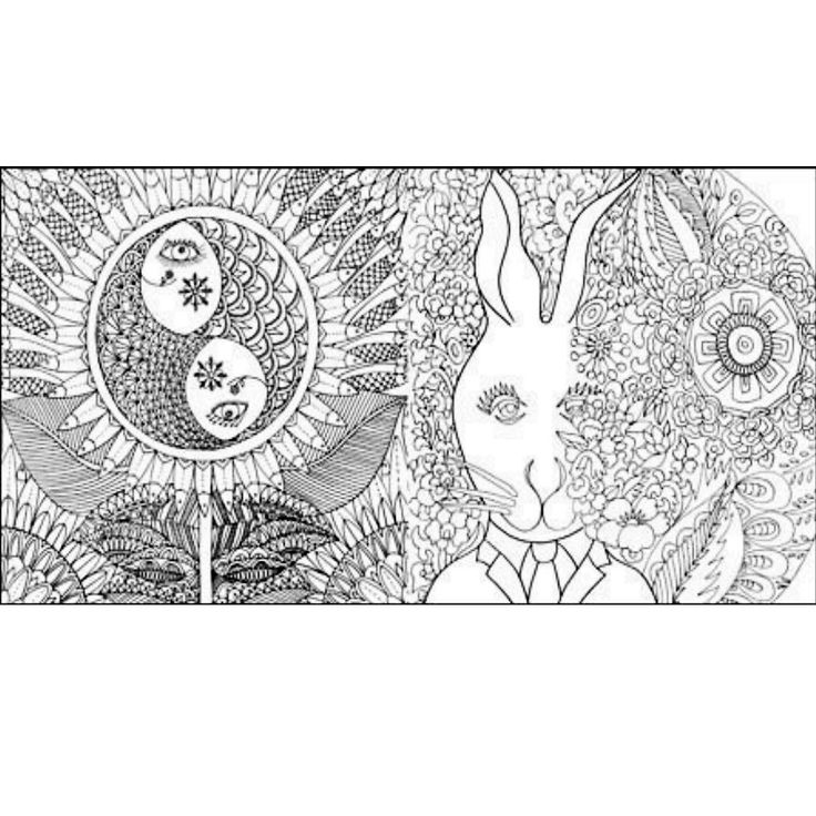 17 Best images about bunny - rabbit coloring on Pinterest ...