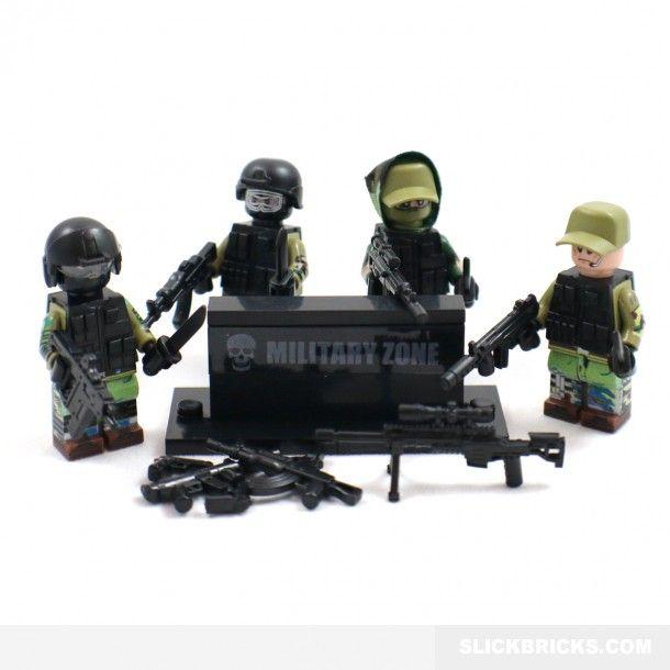 Cool lego sets 223 pinterest spetsnaz army minifigures lego compatible voltagebd Choice Image