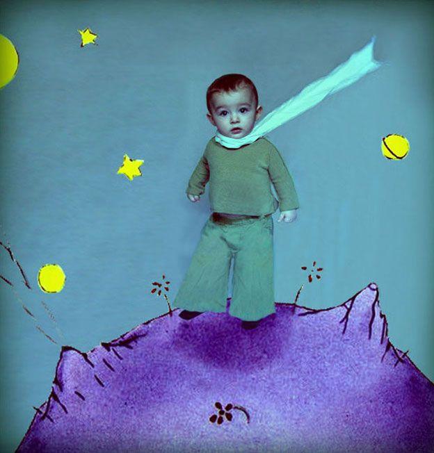 Pequeno Príncipe de verdade <3 #pequenoprincipe #foto #kids { post by www.mariarossetti.com.br }