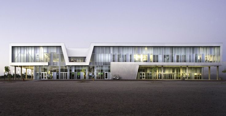 Arizona Western College Community Building And Science + Agriculture Center / Gould Evans