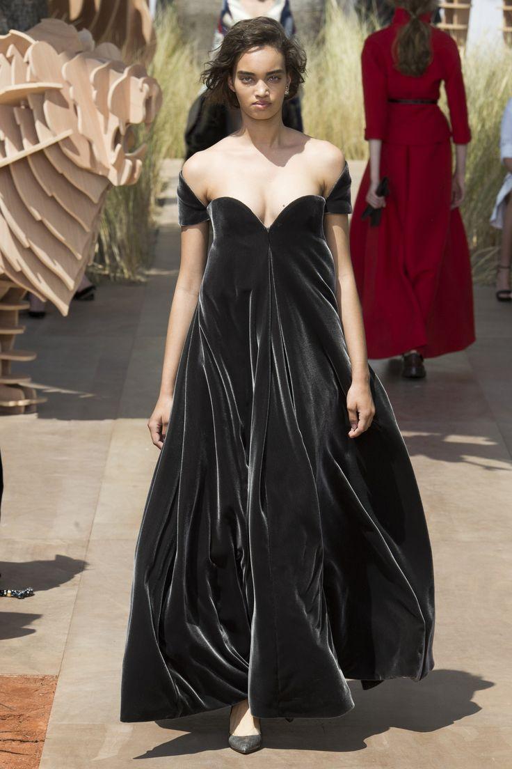 Christian Dior Fall 2017 Couture Fashion Show - Ellen Rosa