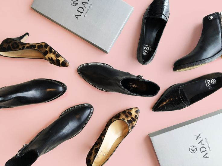 Adax shoes in all shapes and sizes. Pick your favorites at: http://adax.dk/sko/