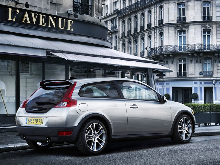 Volvo C30...this will be my next car