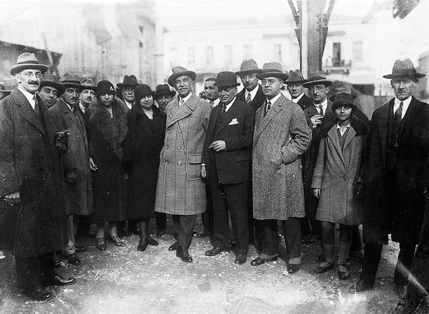 Οι δημοτικές εκλογές της 11ης Φεβρουαρίου 1934 στη χώρα μας έμειναν στην ιστορία για δύο λόγους...