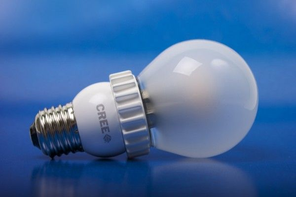 Cree LED Bulb - Energy Star Certified, could mean an LED bulb for under $5.
