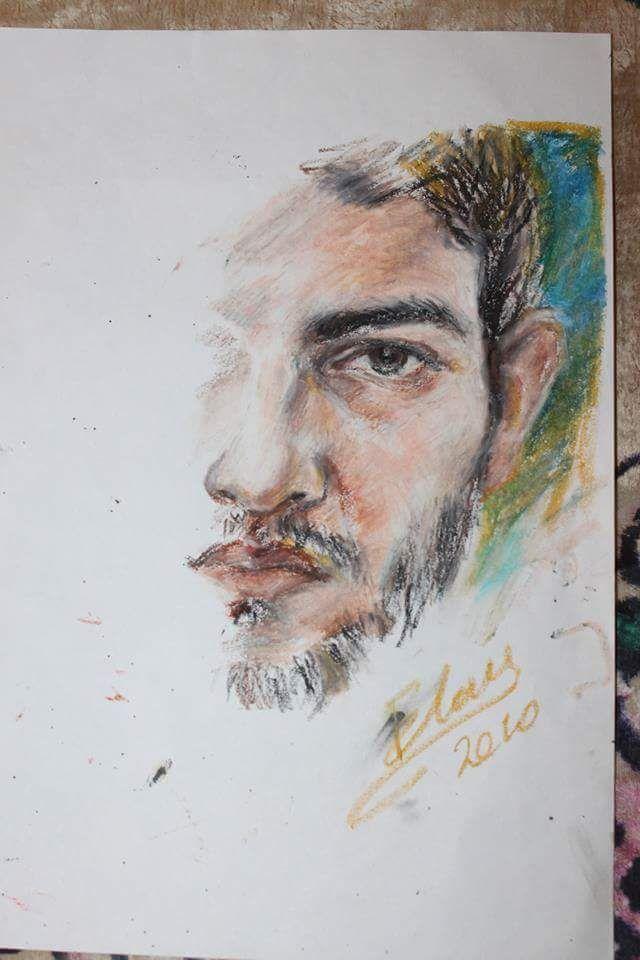 half 🌓 autoportrait