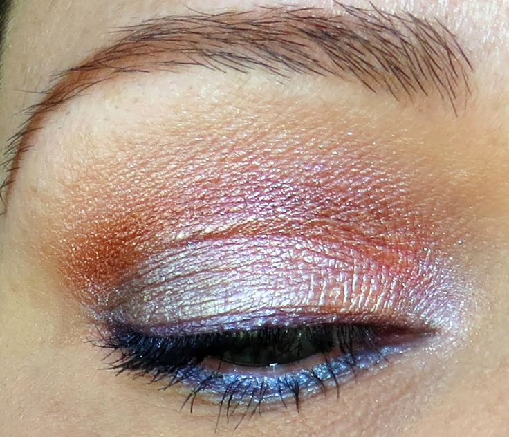 Kiss My Sparkle: EOTD: BH Galaxy Chic Palette - Saturn, Moon, Mars, Prometheus, Meteor, Neptune, Eclipse, Earth