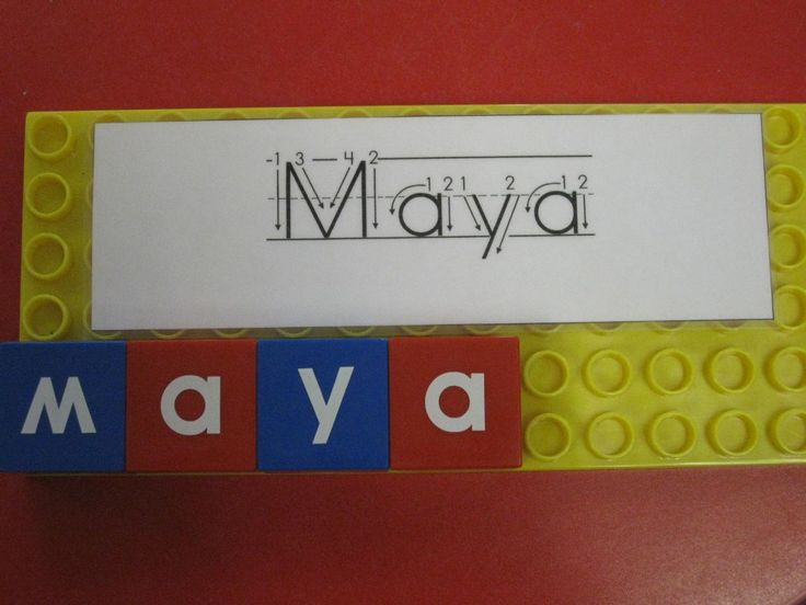 Letters Ba