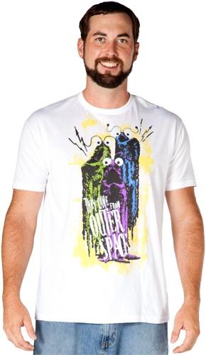 The Yip Yips Sesame Street Shirt