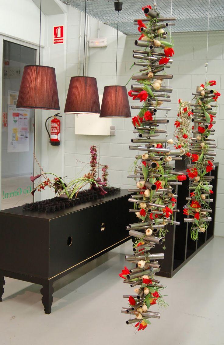 Escola d'Art Floral de Catalunya: NOTÍCIES ESCOLA - NOTÍCIAS ESCOLA