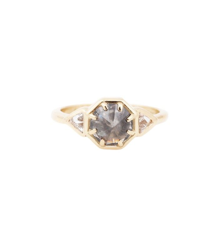 This Will Be the Most Popular Engagement Ring Trend of 2016 via @WhoWhatWearUK