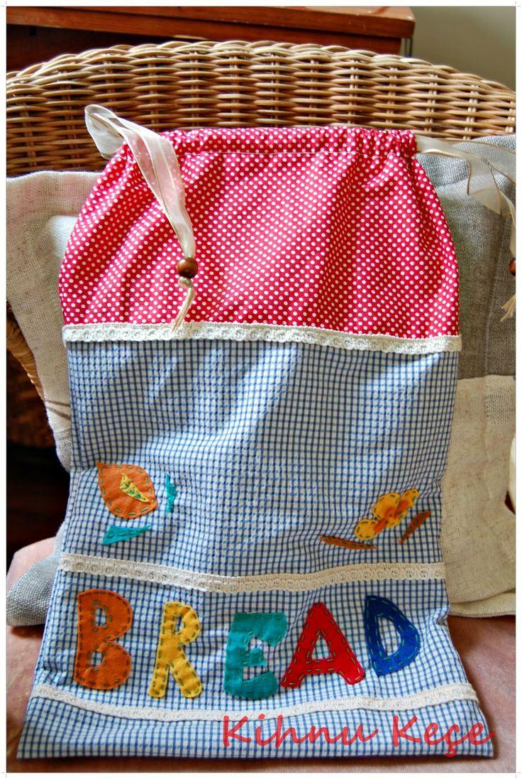 kihnu keçe: rengarenk ekmek torbası