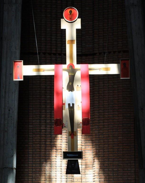 Będą się modlić za Jerzego Nowosielskiego -News + Dominikanie