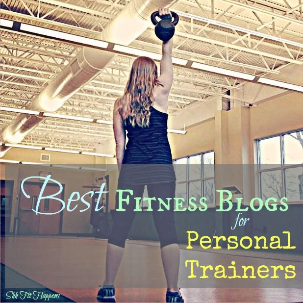 30 BEST fitness blogs for personal trainers - expand your knowledge everyday!