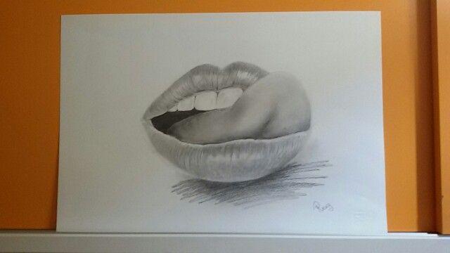 Lips matita