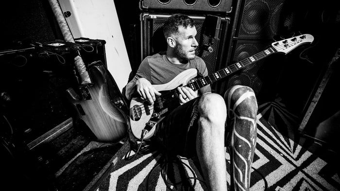 Tim Commerford talks Prophets of Rage and Rage Against the Machine.