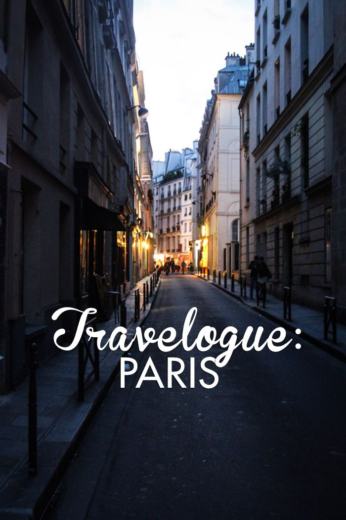 So many great restaurant recommendations and beautiful photos, it makes my heart ache for Paris.