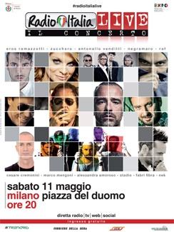 RADIO ITALIA LIVE - IL CONCERTO FA IL BIS CON MARCO MENGONI      RadioItaliaLive-Il    http://realityshow.blogosfere.it/2013/04/radioitalialive-il-concerto-alessandra-amoroso-e-marco-mengoni-cantano-flashmob-su-emma-marrone.html