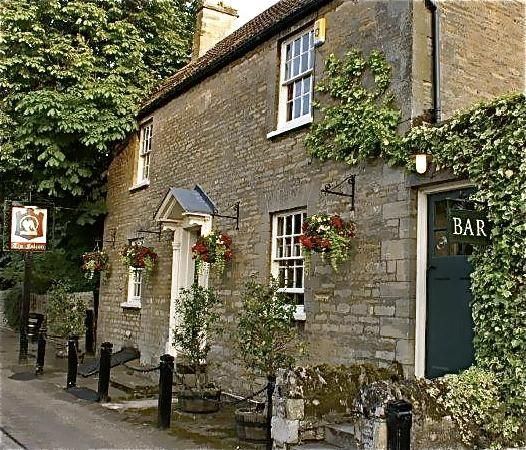 The Falcon Inn at Fotheringhay -  approximately a 15 minute drive from the cottage. Great pub and food with a very pretty walled garden to enjoy on warm days.
