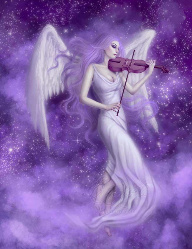 Heavenly Song by Enamorte.deviantart.com on @DeviantArt