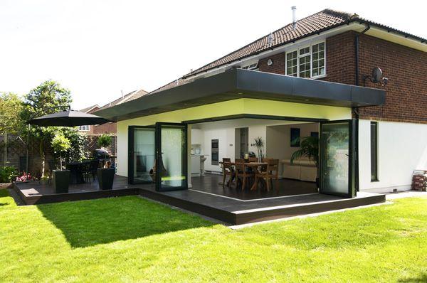 Budget Designer Homeworks Sunrooms Flat Roof Extension Flat Roof Roof Extension