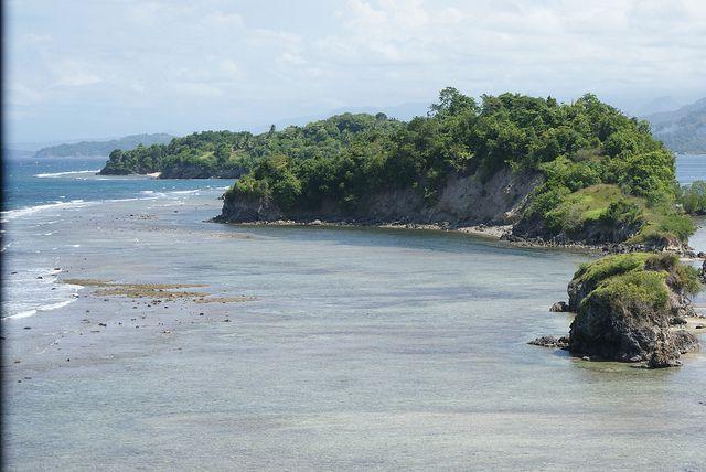 Dragon Island. Minahasa, North Sulawesi.