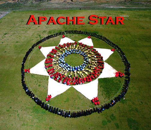 Apache Indian Art | ... Indian Art-Rising - A Gallery of Art For the Sky Projects on Indian