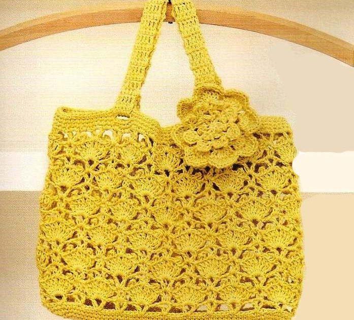 La borsa gialla! Schema.