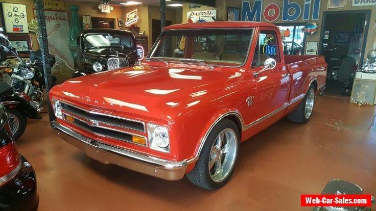 1967 Chevrolet C-10 2 dr #chevrolet #c10 #forsale #unitedstates