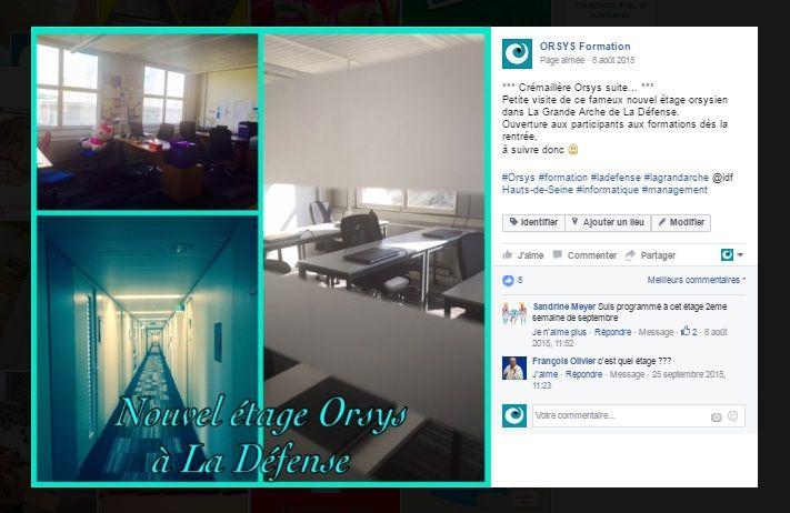 Qualité de vie au travail #QVT Espaces de travail, locaux - La Defense - La Grande Arche Découvrez nos offres d'emploi : http://www.orsys.fr/?mode=recrutement