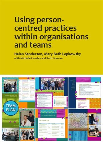 To be with people and have a sense of belonging, family, teams or community groups. I relish team meetings, working together on new thinking or projects.