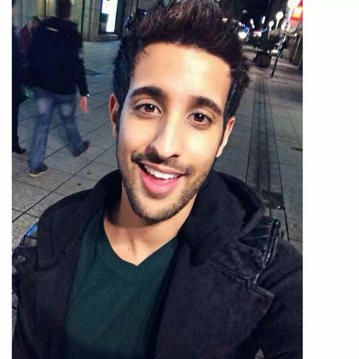 Sami Slimani - Check out his youtube channel! It's worth it!