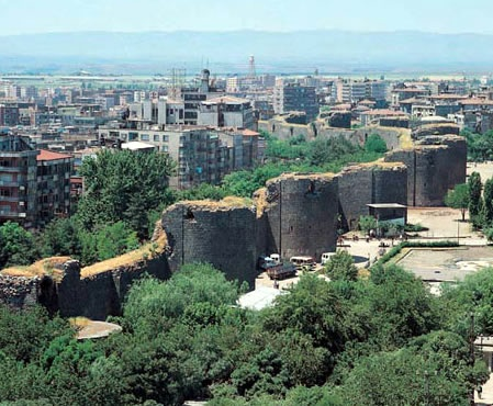 Diyarbakır City Walls Türkiye