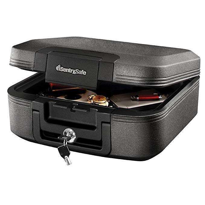 Amazon Com Sentrysafe Chw20221 Fireproof Box And Waterproof Box