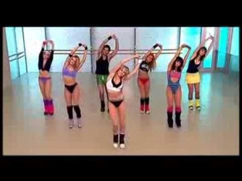 Video bài tập thể dục giảm cân dáng siêu đẹp - phần 2