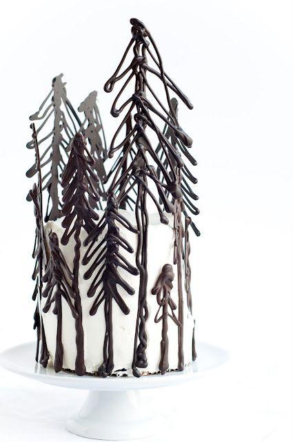 ~ Black forest cake ~