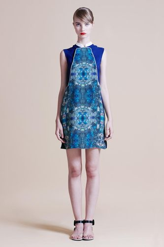 Equatorial Night Qipao Dress by Mandarin & General