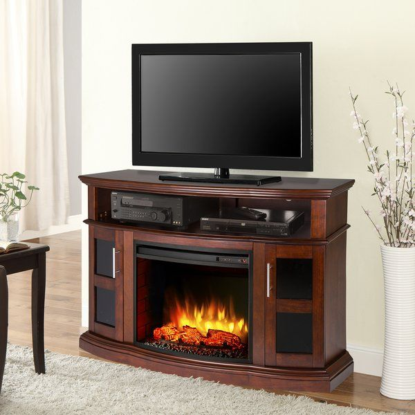 Lorraine Tv Stand For Tvs Up To 60 Inches Electric Fireplace Tv