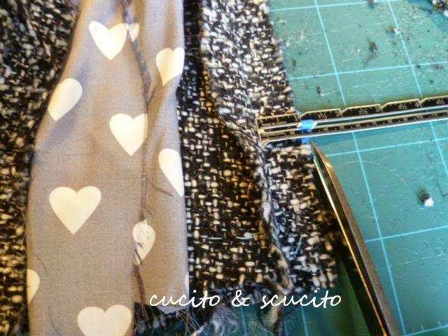 """cucito & scucito:""""My"""" Chanel jacket -2-"""
