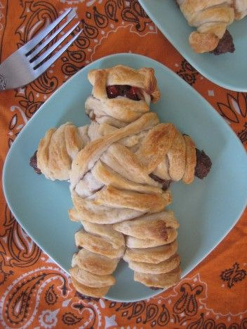 meatloaf mummy