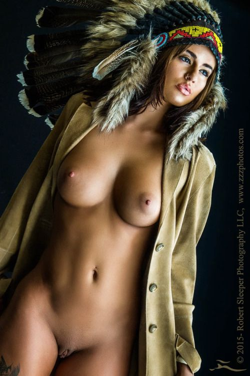 Amateur native american girls naked — photo 14