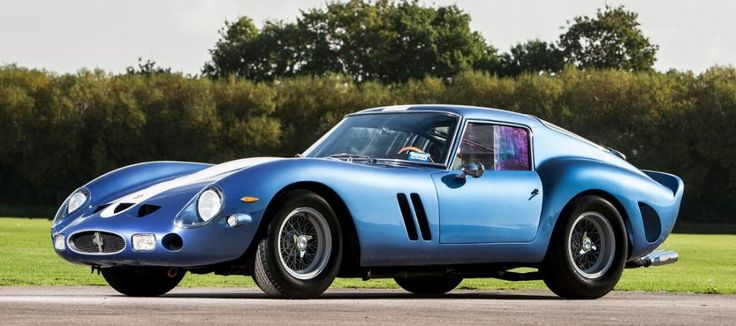 Raced by Phil Hill and Fireball Roberts this Ferrari 250 GTO could become the worlds most expensive car