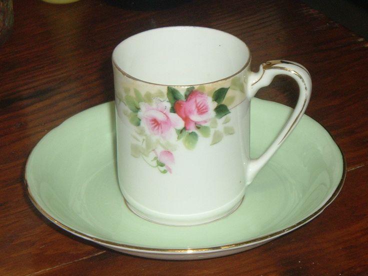 Pretty little demi tasse Nippon cup