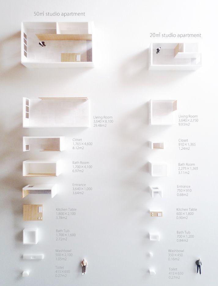Apartment Refurbishment in Akabane, Tokyo, Japan - by Junpei Nousaku